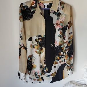 Floral Phillip Lim button down